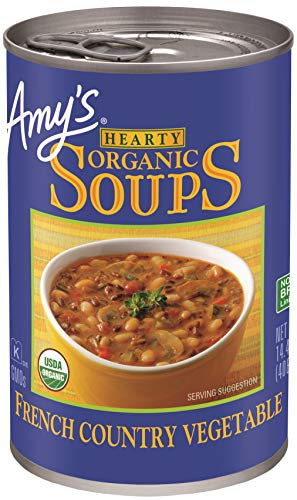 Amy's Organic French Country Vegetable Soup - 14.4 OZ