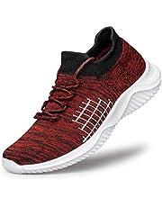 [Atoond] スニーカー ランニングシューズ ジム トレーニングシューズ 運動 靴 ウォーキングシューズ カジュアルシューズ メンズ レディース クッション性 軽量 通気 日常着用