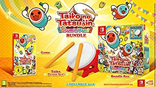 Taiko No Tatsujin: Drum 'N' Fun! Tatacon Edition - Bundle - Nintendo Switch (B07GDQ41LX) | Amazon price tracker / tracking, Amazon price history charts, Amazon price watches, Amazon price drop alerts