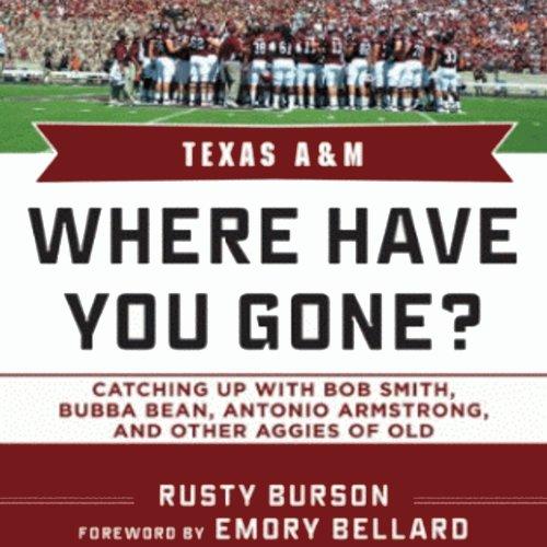 Texas A & M cover art