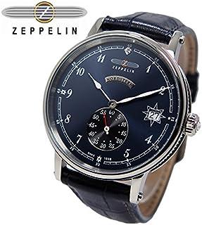 ツェッペリン ZEPPELIN ノルドスタン クオーツ ユニセックス 腕時計 7543-3 ネイビー 腕時計 海外インポート品 ツェッペリン [並行輸入品]