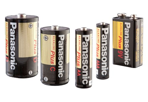 Buy Bargain DBL Panasonic Batteries - AA 4 Pack