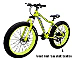 Dexter Front Suspension 21-Speed Adventure Sports Mountain Bike for Menâ€s and Womenâ€s Bike...