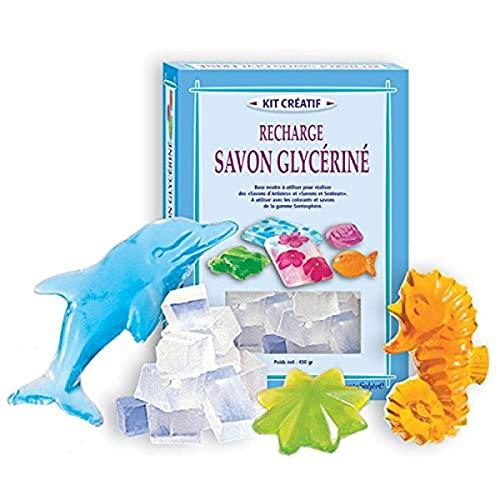Distrifun (Sento) - Loisirs créatifs - Savon Glycerine 450 grammes