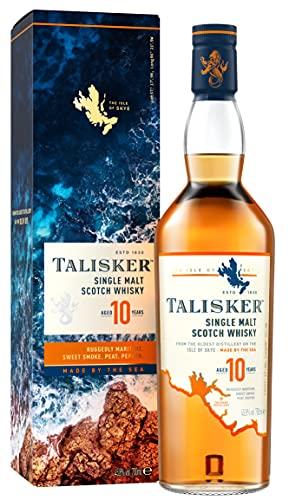 Talisker Talisker 10 Jahre Scotch  1 Bild