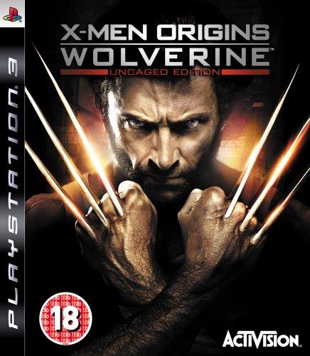 [Import Anglais]X-Men Origins Wolverine Game PS3