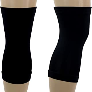 Hurt Blocker Pro Copper Compression Sleeve for Knees 2-Pack,  Medium
