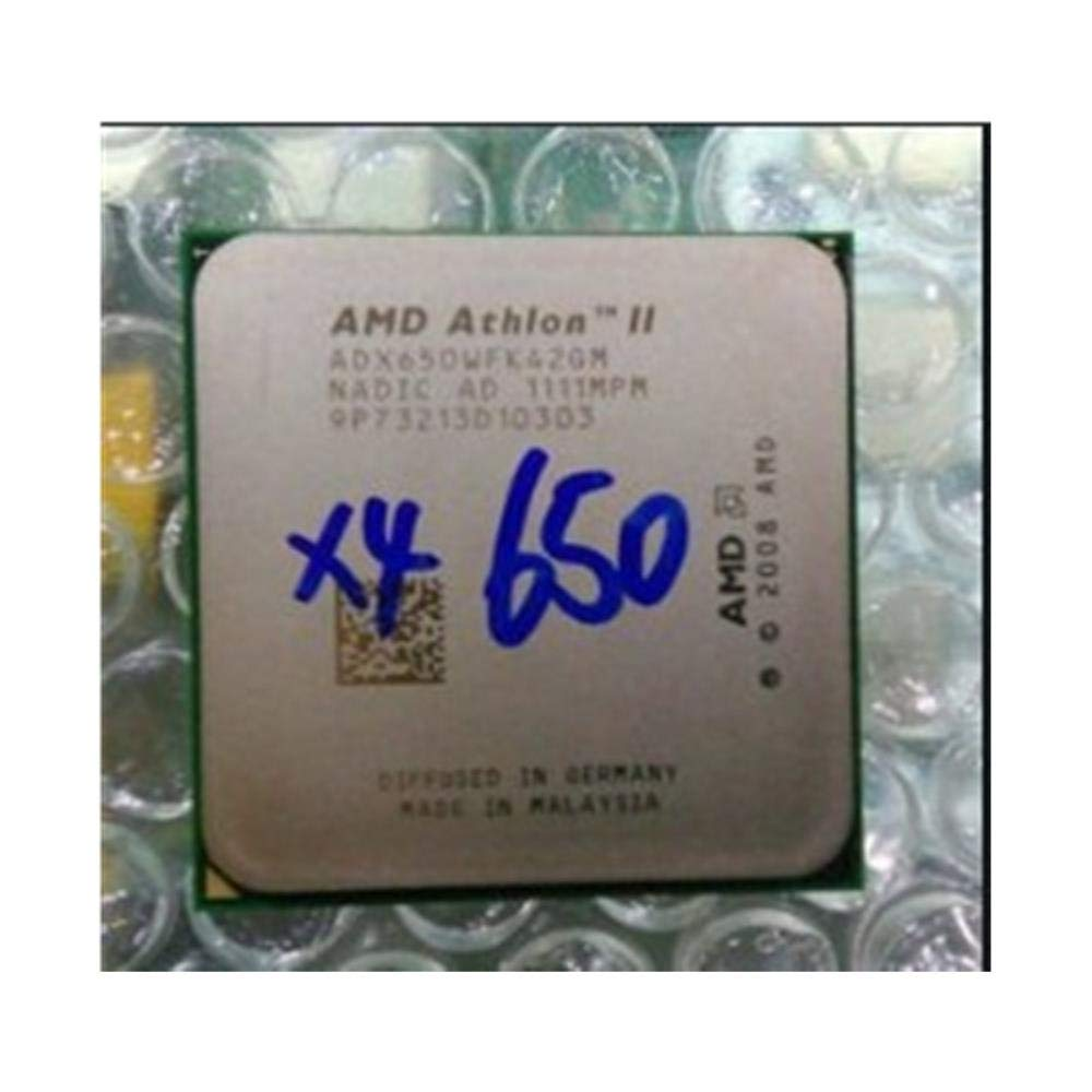 Miwaimao Excellence AMD Athlon II X4 650 3.2 GHz Duad-Core Processor Raleigh Mall CPU