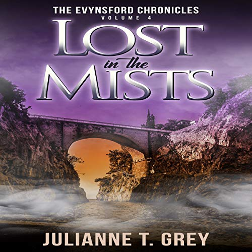 Lost in the Mists audiobook cover art