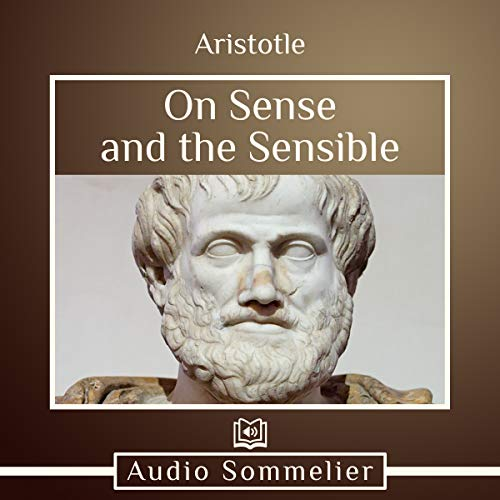 On Sense and the Sensible cover art