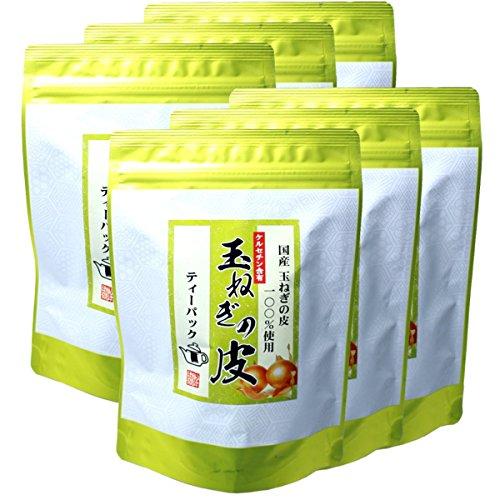 玉ねぎの皮茶 国産 ティーパック 2g×30パック×6袋セット 巣鴨のお茶屋さん 山年園