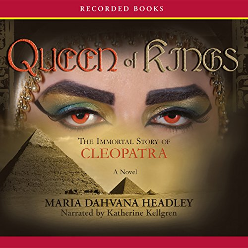 Queen of Kings audiobook cover art