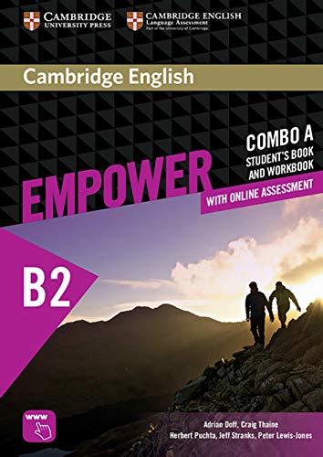 Cambridge English Empower Upper Intermediate B2 Combo