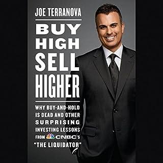 Buy High, Sell Higher audiobook cover art