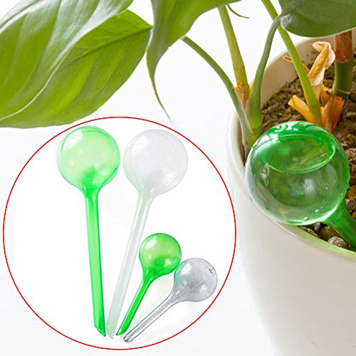 EMVANV automatischen Bewässerung, Gerät Urlaub Pflanzen Wasser selbst Topf Lampe Globe Bewässerung Garten Zimmerpflanze