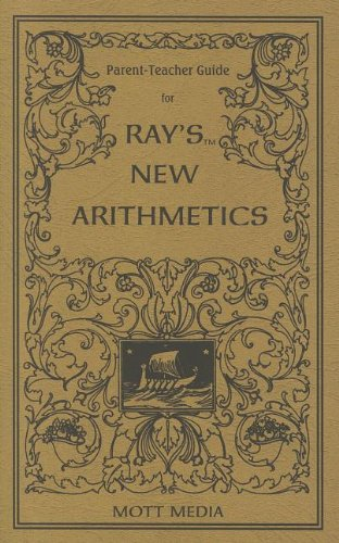 Parent Teacher Guide For Rays New Arithmetics Rays Arithmetic