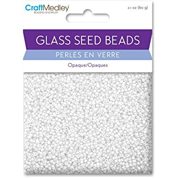 Metallic Teal 11//0 20 Grams Glass Darice 2002-18 Seed Bead