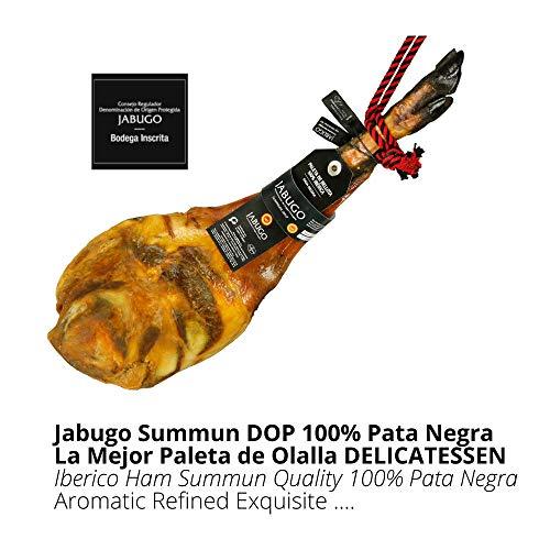Paleta de Jamon Iberico de Bellota 100% Iberico DOP Jabugo S