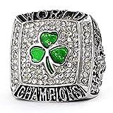 MVPRING 1991 Chicago Bull. - 2018 Golden State Warrior. - North America Basketball World Championship Ring Size 11 (2008. Boston)