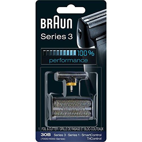 Braun Afeitadora Series 330B Lámina de piezas de repuesto, cabeza