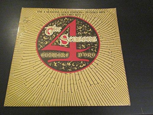 Edizione D'oro: The 4 Seasons Gold Edition - 29 Gold Hits [2 Vinyl LP Set]