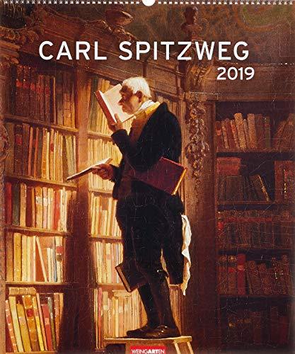 Carl Spitzweg - Kalender 2019