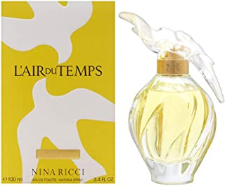 L'air du Temps by Nina Ricci for Women 3.3 oz Eau de Toilette Spray