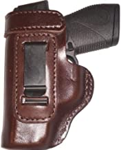 Colt Government 380 Heavy Duty Brown Left Hand Inside The Waistband Concealed Carry Gun Holster