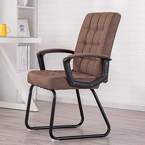 Computerstuhl, Fauler Home-Office-Stuhl, KonferenzschüLer-Schlafzimmerstuhl, Modernes Minimalistisches RüCkenlehnenlager