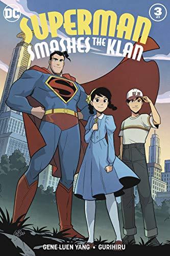 Superman Smashes the Klan (2019-) #3 eBook: Yang, Gene Luen ...