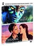 Avatar + Titanic - Coffret 2 films [Francia] [DVD]