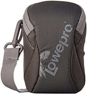 Lowepro LP36441-0WW, Dashpoint 20 Bag for Camera with Protective EVA Padding, Multi-Functional, for Outdoor Activities, Slate Grey