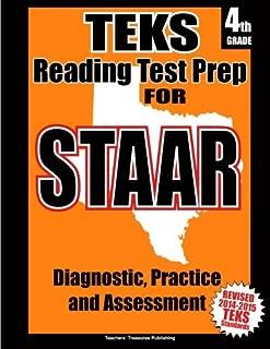 TEKS 4th Grade Reading Test Prep for STAAR