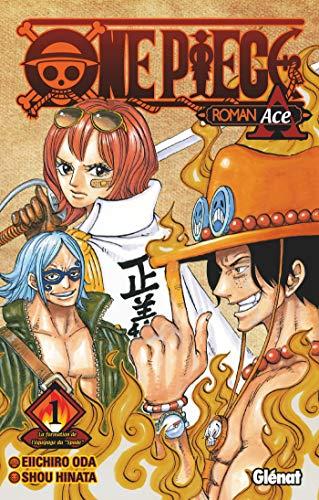 One Piece Roman - Novel A 1re partie