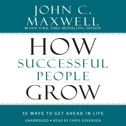 How Successful People Grow audiobook cover art