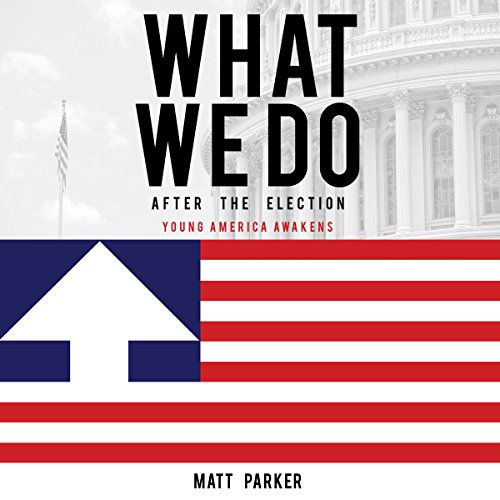 What We Do audiobook cover art