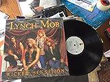 Lynch Mob Wicked Sensation Import Elektra Label 1990 Alternate Cover