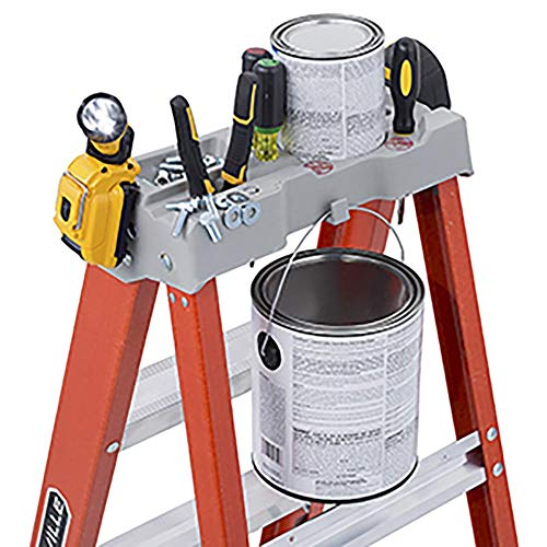 Louisville Ladder FS1506 Fiberglass Ladder, 6-Foot, 300-PoundCapacity, Type 1A
