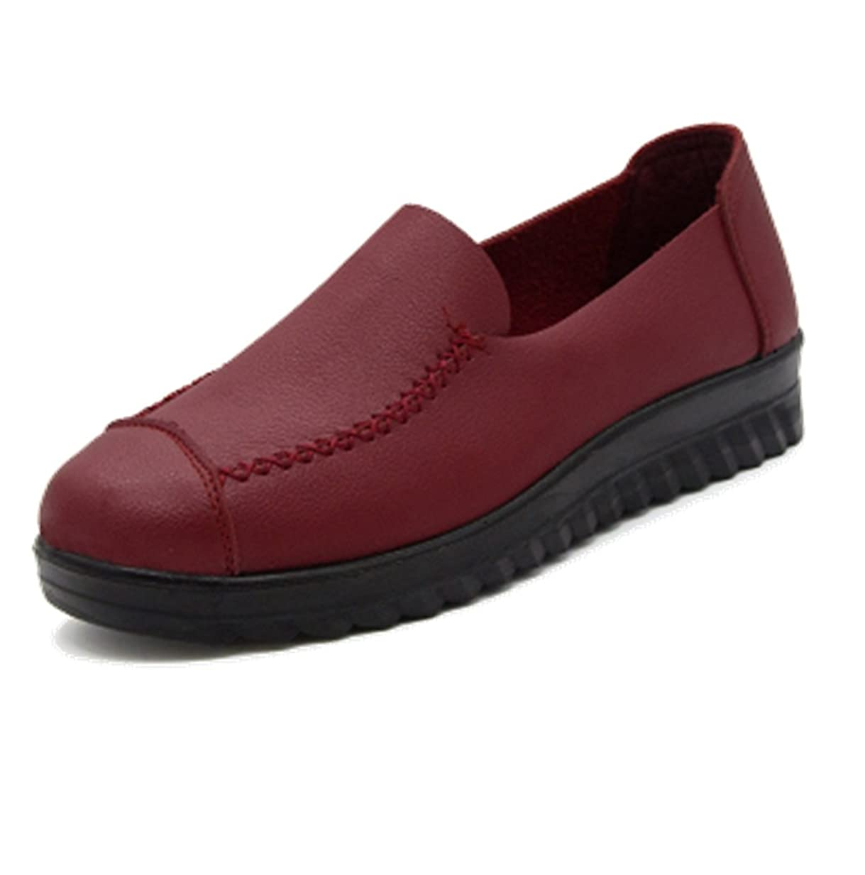 理容師同盟液体レディース スニーカー サブリナ シューズ ドライビング ぺたんこ フラット レザー モカシン 靴 婦人靴 K13886