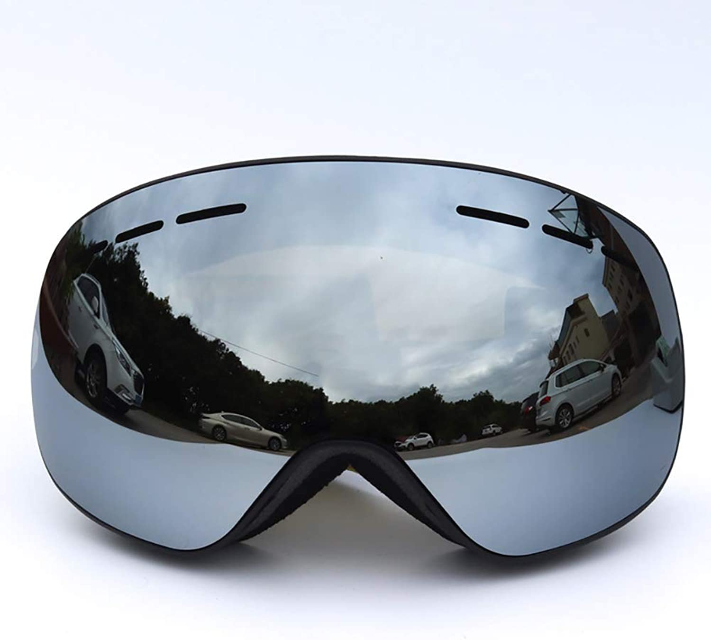 JAYE Ski-Brillen, Motocross-Begler, Snowboard-Magnets Doppel-Anti-Nebelspiegel geeignet für Skifahren, Wandern, Radfahren Radfahren Radfahren B07M8NSYMF  Sonderaktionen zum Jahresende f672c0