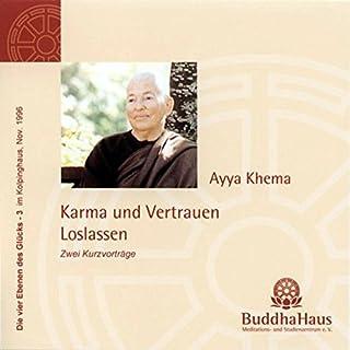 Karma und Vertrauen. Loslassen Titelbild