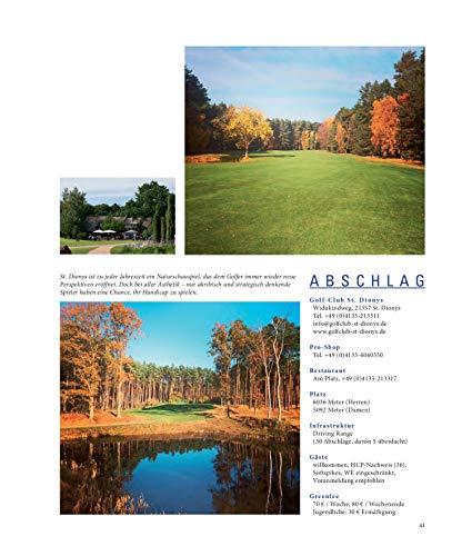 Die 100 besten Golfplätze in Deutschland und Österreich (Edition 99pages by HEEL) - 12