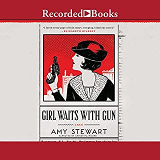 Girl Waits with Gun audiobook cover art