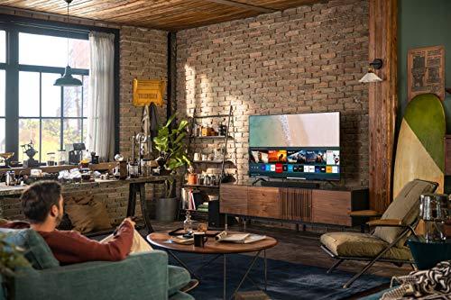 "Samsung TV UE50TU7190UXZT Smart TV 50"" Serie TU7190, Crystal UHD 4K, Wi-Fi, 2020,Argento"