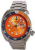 Seiko Prospex'Nemo' Automatic Diver's 200M Orange Dial Watch SRPC95K1