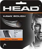 ヘッド(HEAD) 硬式テニス ガット ホークラフ セット 12m 281126 グレー