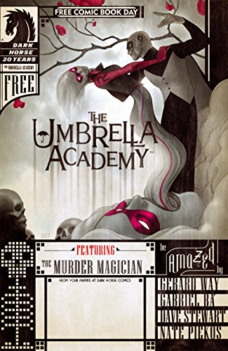 The Umbrella Academy #0 by [Gerard Way, Gabriel Ba]