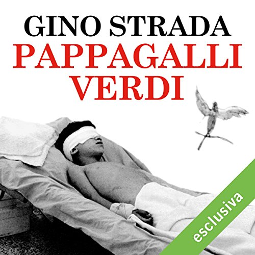 Pappagalli verdi audiobook cover art