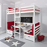 Noa and Nani - Max Bunk Bed with Table and Sleepcentre