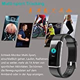 Immagine 2 yamay braccialetto fitness impermeabile ip68